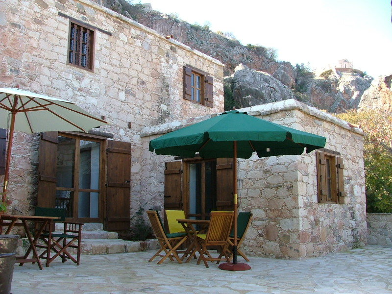 androniki traditional holiday house